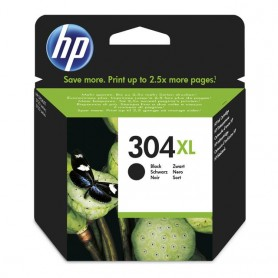 CARTUCHO TINTA HP 304XL NEGRO