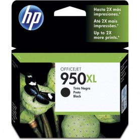 CARTUCHO TINTA HP 950XL NEGRO