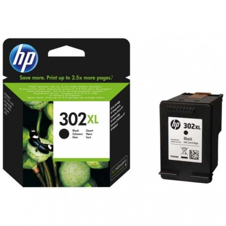 CARTUCHO TINTA HP 302XL NEGRO