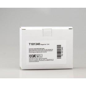 CARTUCHO TINTA T1813 MAGENTA COMPATIBLE EPSON