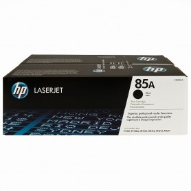 PACK DOBLE  TONER HP LASERJET P1102 CD285A ORIGINAL