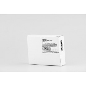 CARTUCHO TINTA T1281 NEGRO COMPATIBLE EPSON