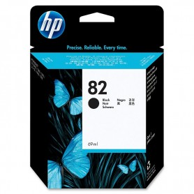 CARTUCHO HP  Nº82 BLACK ORIGINAL