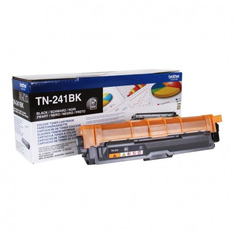 TONER BROTHER TN241 BLACK HL3140/3150 DCP9020  BLACK 2500K. ORIGINAL