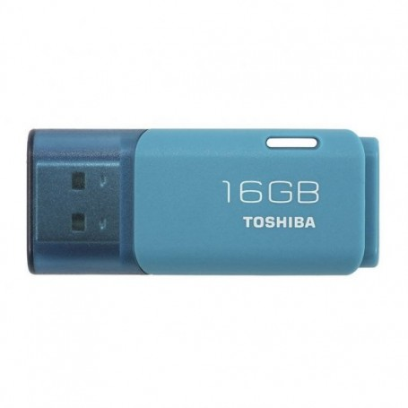 PEN DRIVE TOSHIBA 16GB AQUA THNU16  U202