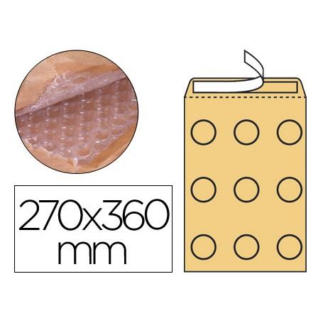 SOBRE ACOLCHADO 270X360 MM Q-CONNECT