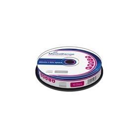 TARRINA CD-ROM MEDIARANGE 10UN.