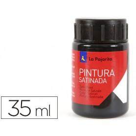 PINTURA  LA PAJARITA NEGRA 35ML.
