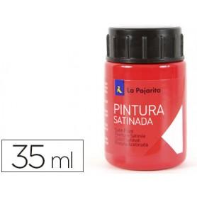 PINTURA LA PAJARITA  BERMELLON 35ML.