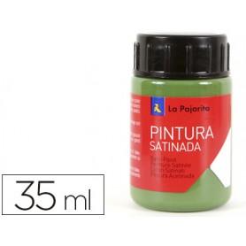 PINTURA LA PAJARITA VERDE 35 ML.