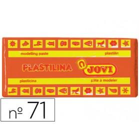 PLASTILINA JOVI MEDIANA 71 NARANJA
