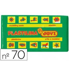 PLASTILINA PEQUEÑA VERDE CLARO JOVI