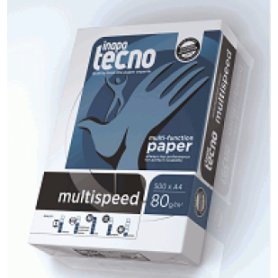 PAPEL INAPA TECNO SUPERSPEED 80GRS. 500H.