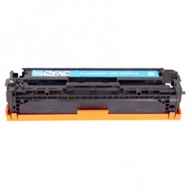 TONER LASER  CB541A CYAN COMPATIBLE CON HP