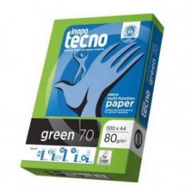 PAPEL INAPA TECNO GREEN 100% RECICLADO