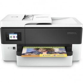MULTIFUNCION HP OFFICEJET PRO 7720 FAX A3 34PPM USB RED WIFI DUPLEX - Y0S18A