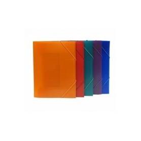 CARPETA CON GOMAS MAXI+(34.5X26) OFFICE BOX