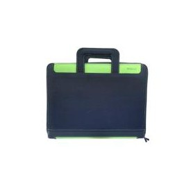 PORTAFOLIO DYNAMIC COLOR BLACK LABEL VERDE