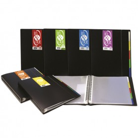 """CARPETA 40 FUNDAS EXTRAIBLES """"IN&OUT"""""""