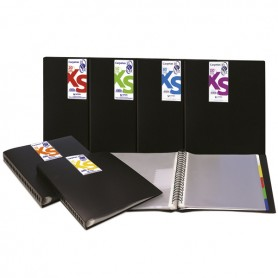 CARPETA IN&OUT XS 30 FUNDAS EXTRAIBLES